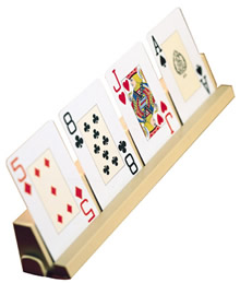 Low vision product - Large playing cards