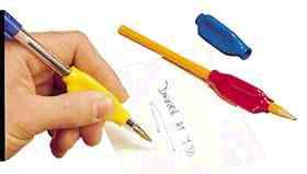 Pen & pencil grips - writing aid